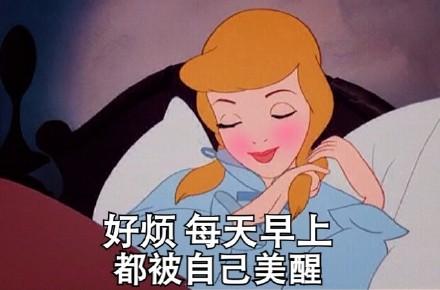 唐僧和灰姑娘表情包片图情绵海宝宝表