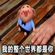 猪小屁 表情包