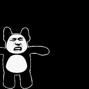 熊猫人2 表情包