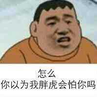 胖虎 表情包