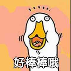 鸭子的生活 表情包
