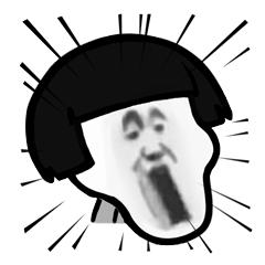 蘑菇头动态图15 表情包