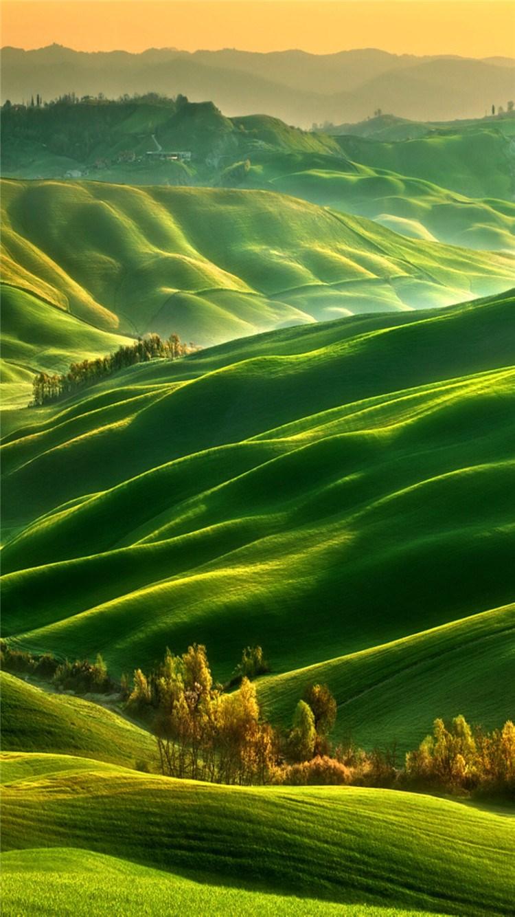 iphone6风景绿色壁纸_iphone6风景绿色壁纸下载