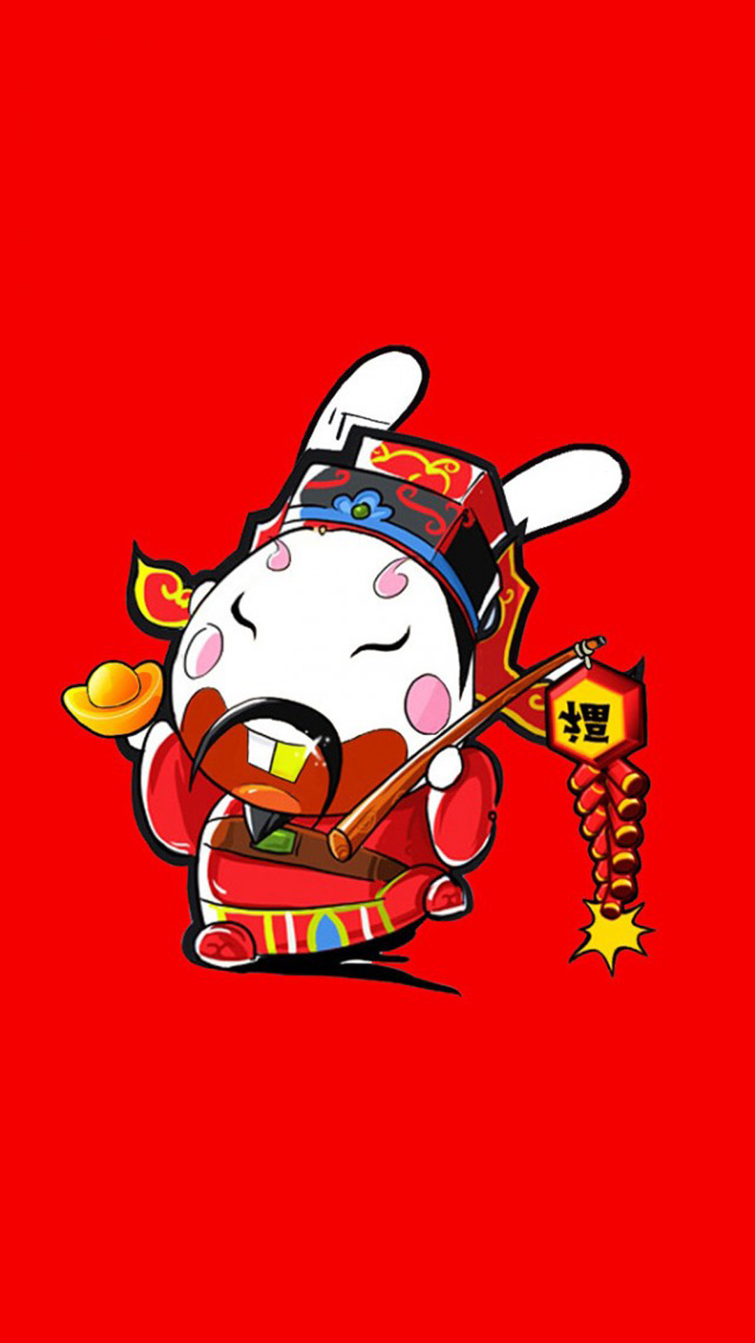 iphone6plus动漫红色壁纸_iphone6plus动漫红色壁纸
