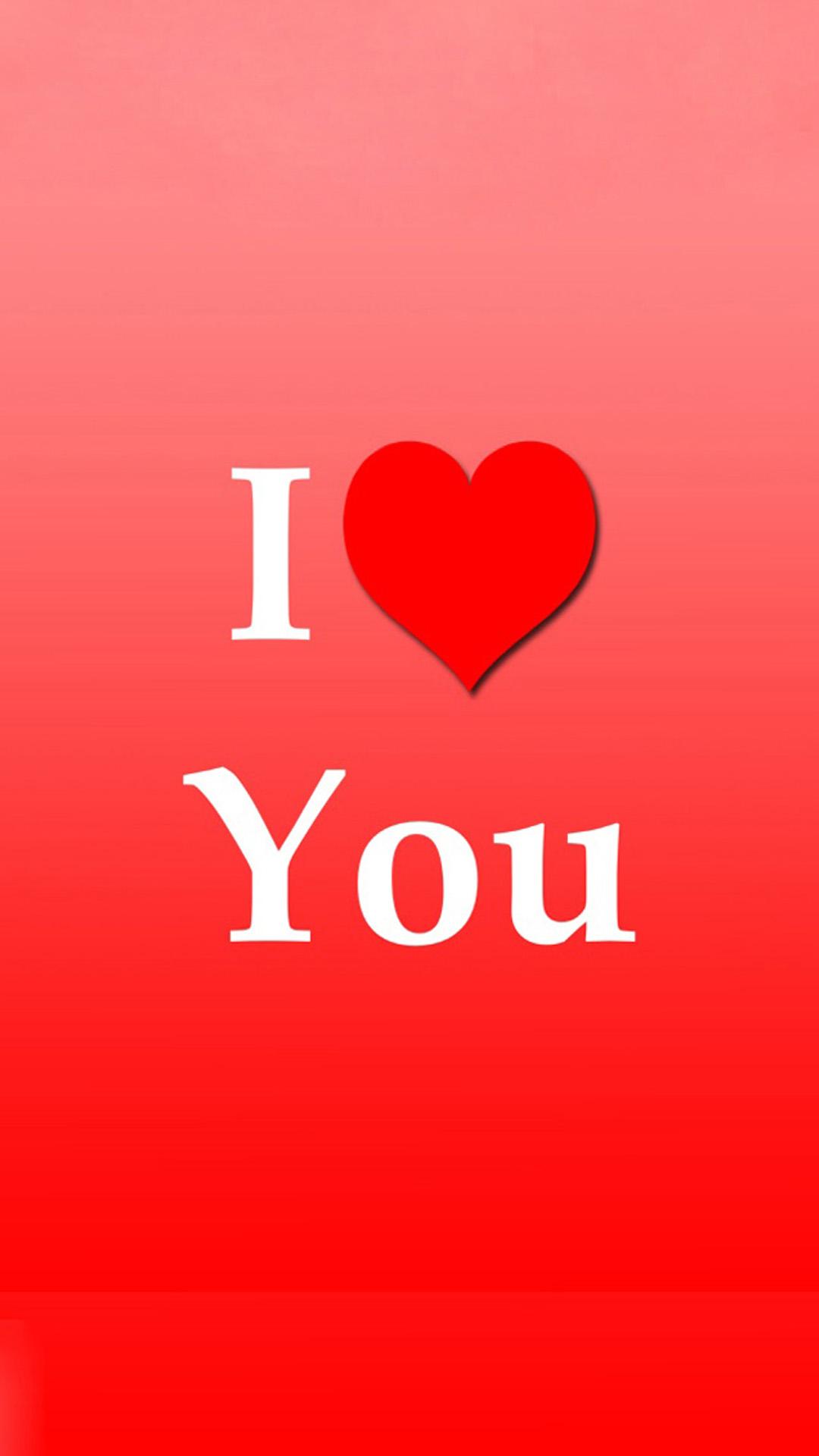 i love you heart wallpaper hd
