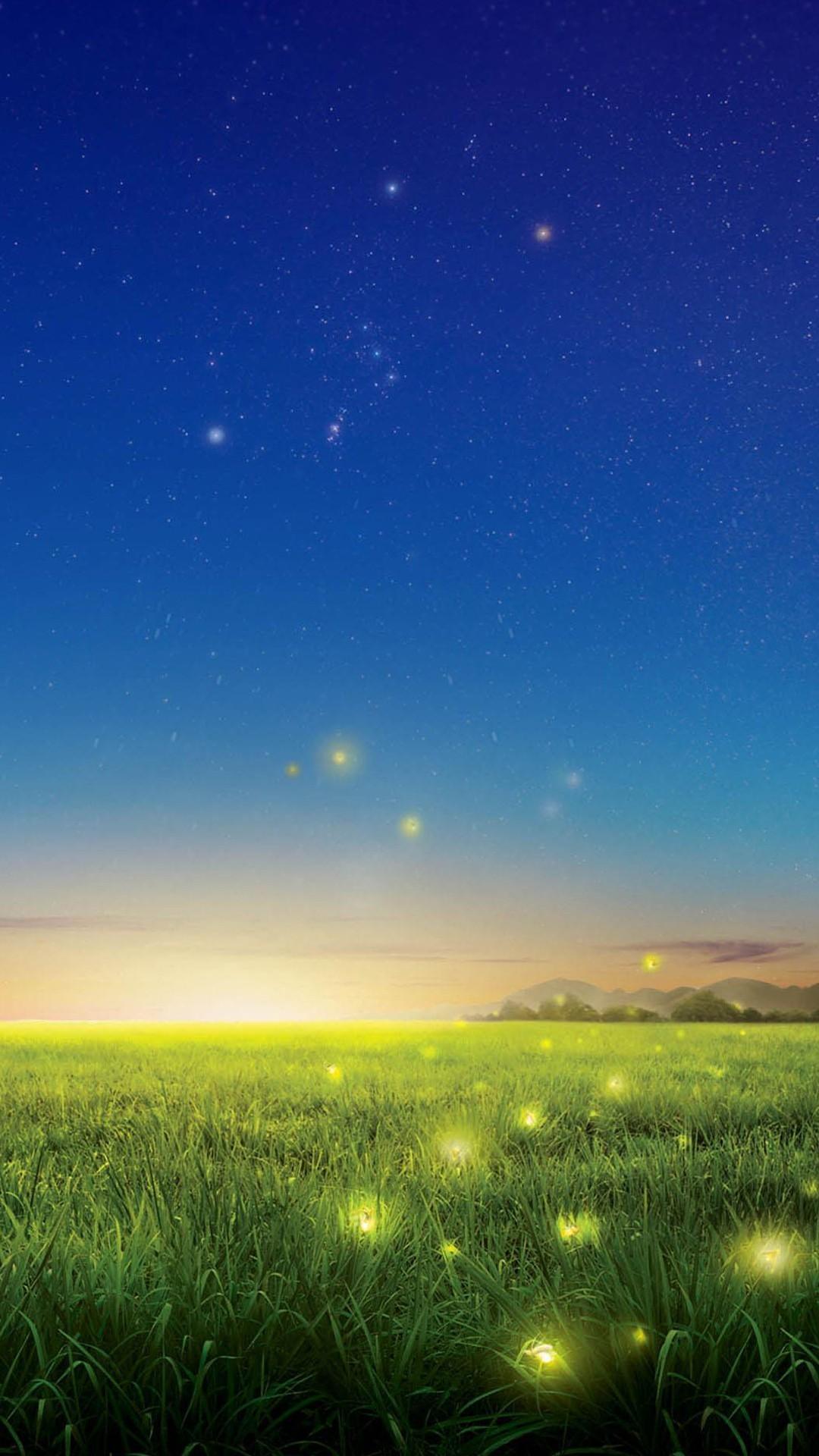 背景 壁纸 草原 风景 天空 桌面 1080_1920 竖版 竖屏 手机