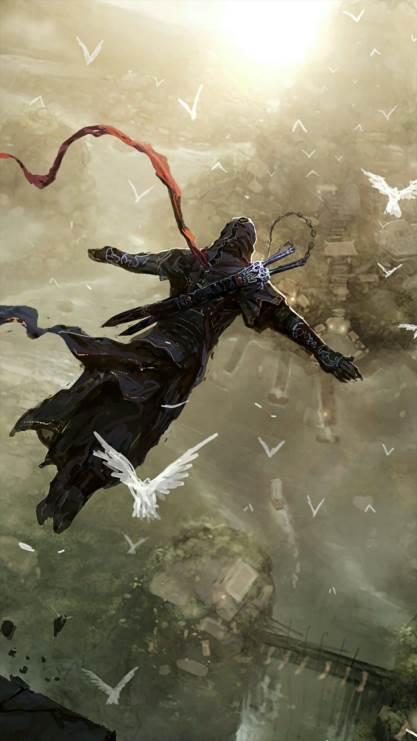 刺客信条,单机游戏,Assassin's Creed,彩色